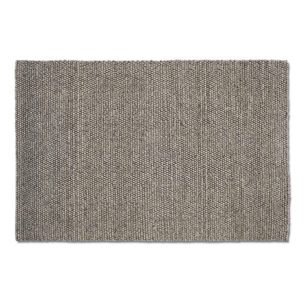 Hay Teppich hay peas carpet 140 x 200 cm medium grey house