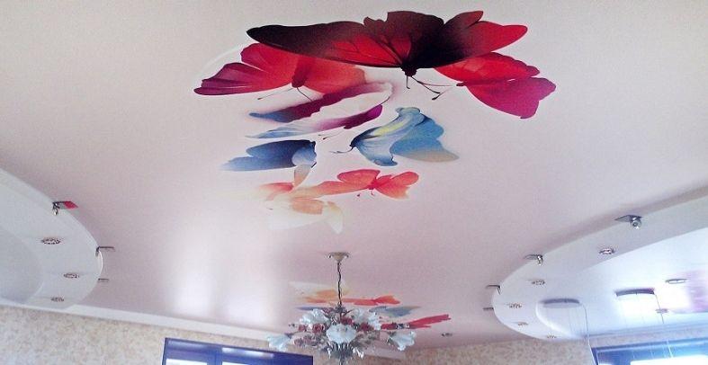 Натяжной потолок. Гарантия )) - Потолки, натяжные потолки, подвесные потолки - еКомиссионка