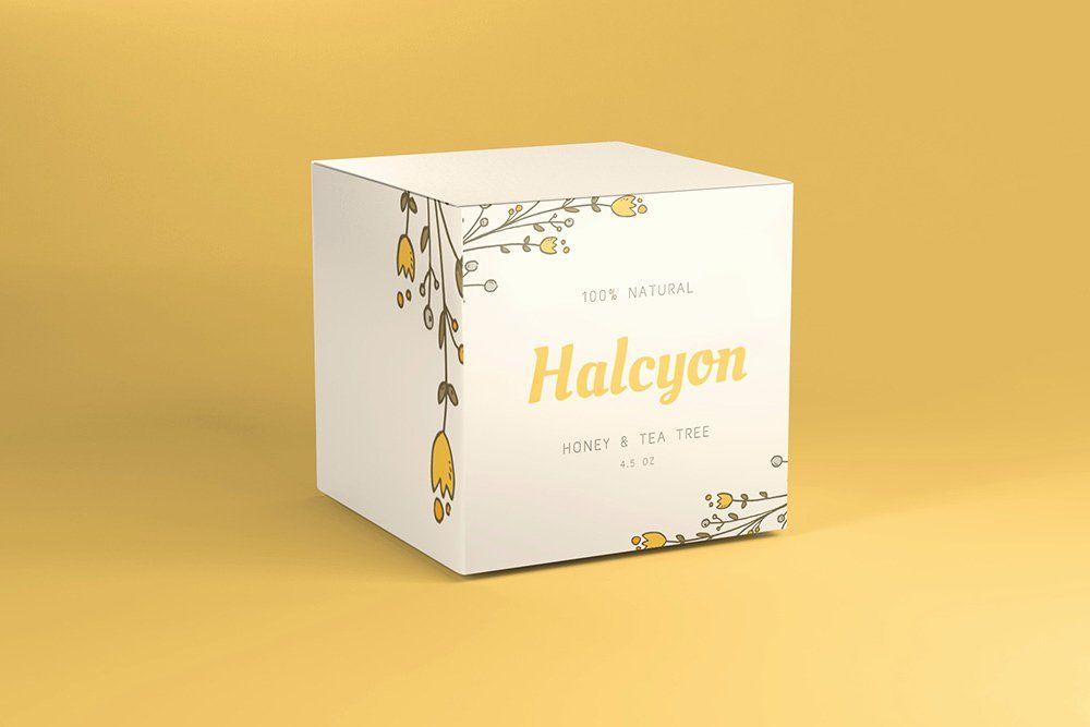 Download Cardboard Box Template Generator Fresh Square Cardboard ...