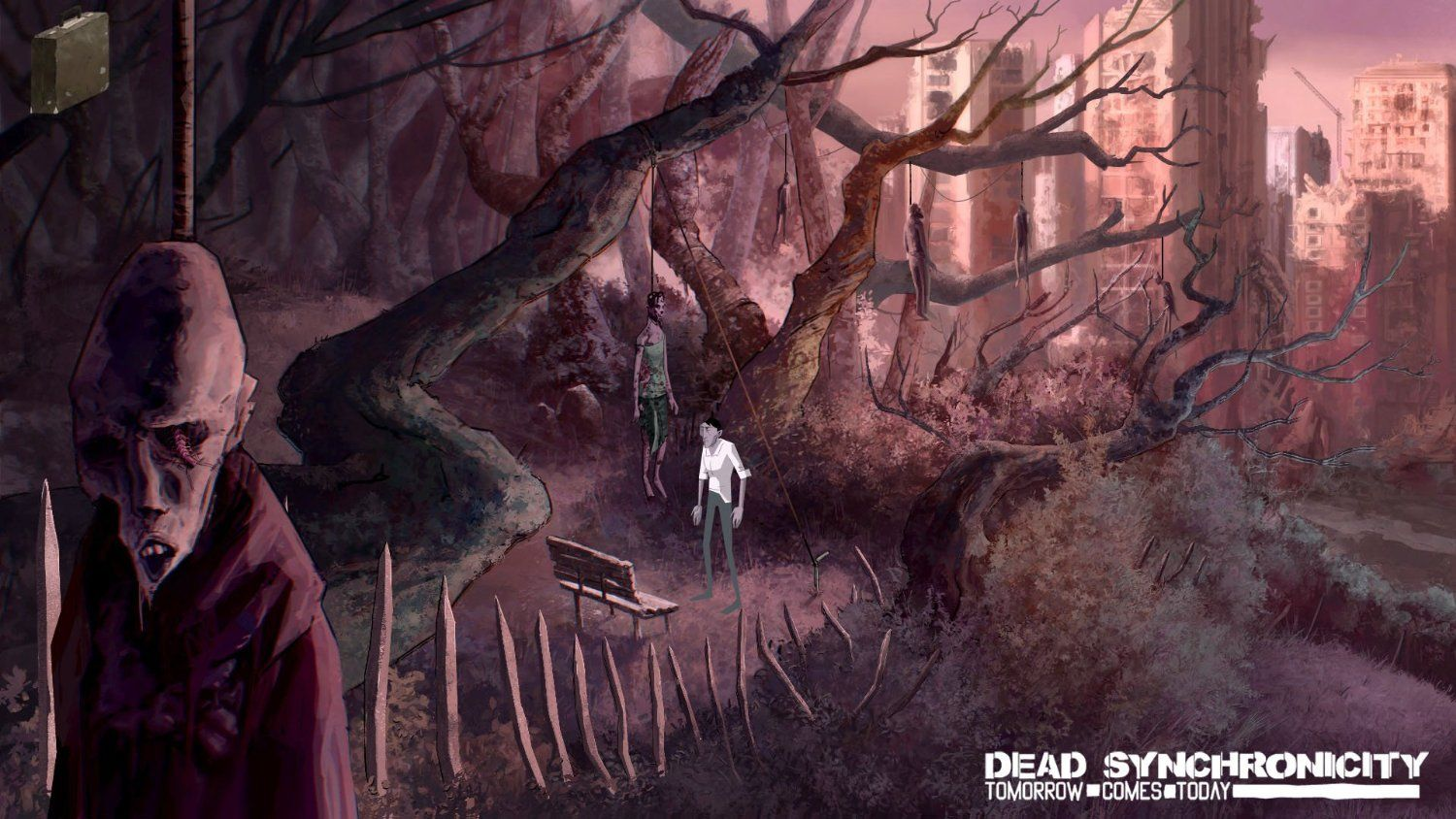 New Games DEAD SYNCHRONICITY TOMORROW COMES TODAY (PC