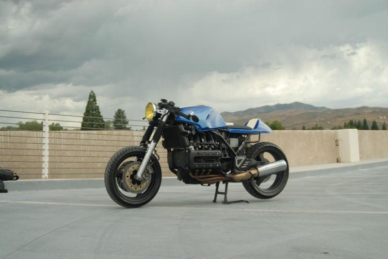 Resultado De Imagem Para 2001 Bmw K1200lt Cafe Racer
