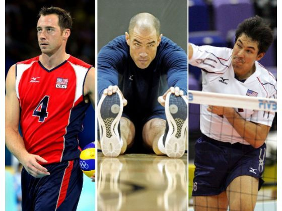 London 2012 Meet U S Men S Volleyball Team Volleyball Team Olympic Team Volleyball
