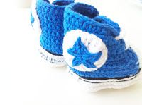 Lilllemy - made with love ♥: Babyconverse