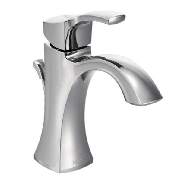 Moen 6903 Single Handle Bathroom Faucet from the Voss Collection ...