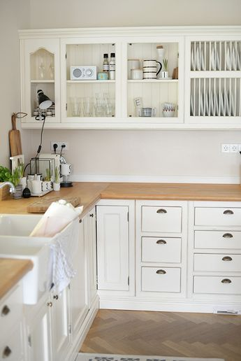 kueche-deko-ideen-blog Wohnungs Kram Pinterest Kitchens and