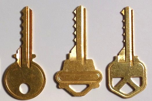 what is a bump key used for