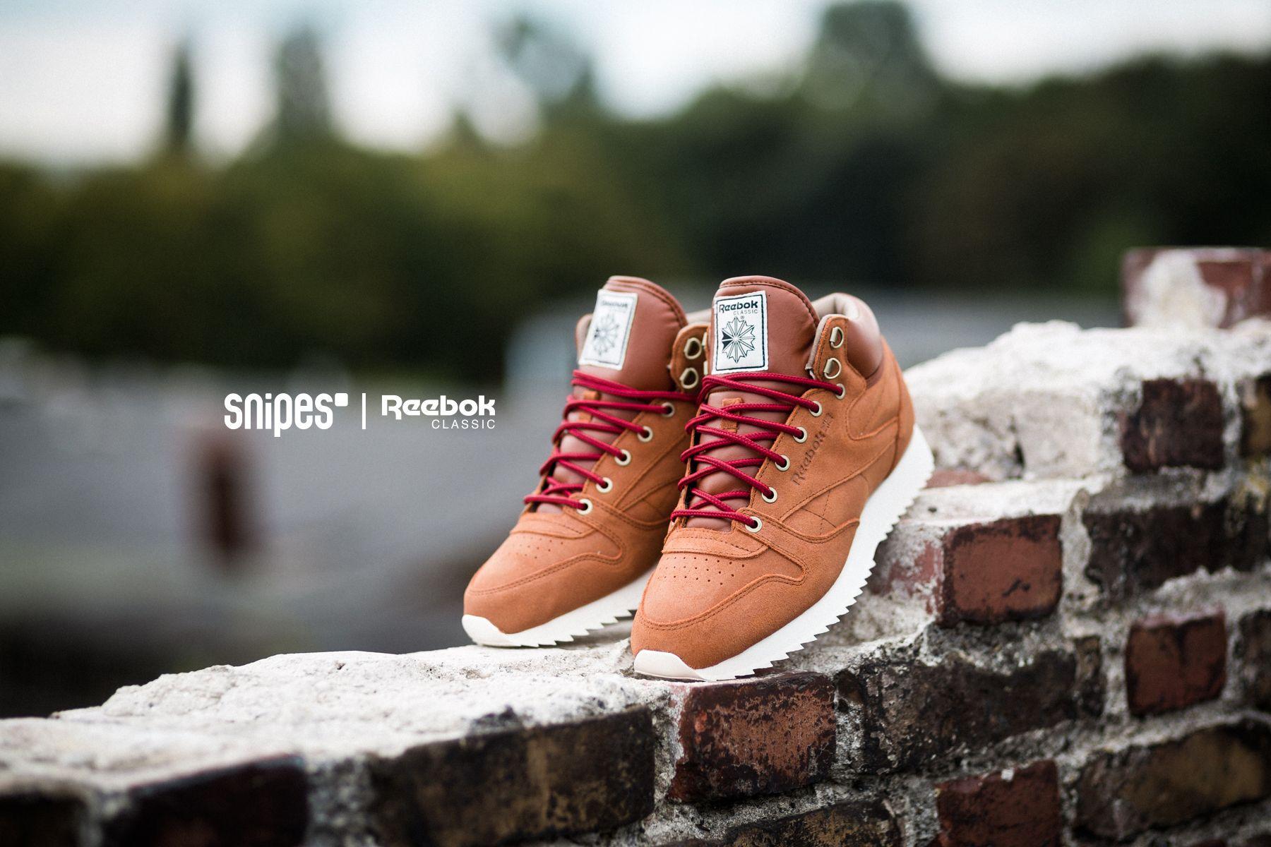 Reebok Classic Leather Mid