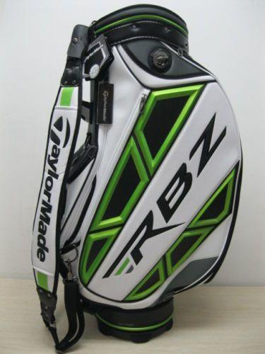 New Taylormade Rbz Staff Golf Bag White Green Black