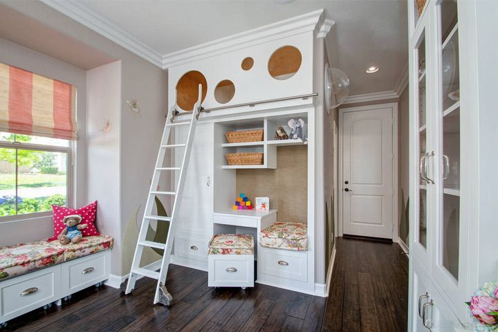 4 Corners International Design Concepts || Adorable Childrenu0027s Room In San  Diego, CA || Great Storage!