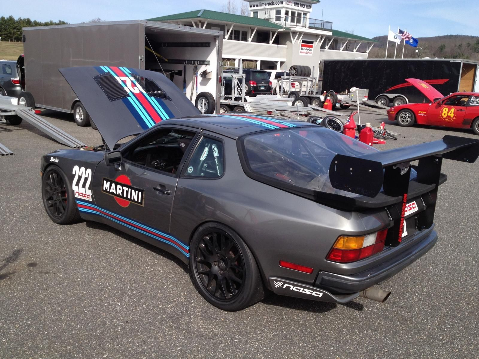 87 Porsche 944 Turbo Track Car - Rennlist Discussion Forums | 944 ...