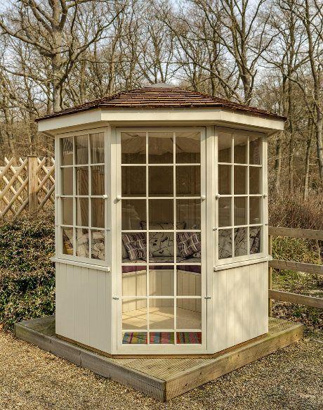 Balmoral Summerhouse Summer House Ideas Pinterest - Corner summer house