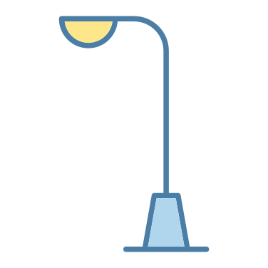 Check Out Street Light Icon From Iconbros Light Icon Street Light City Icon