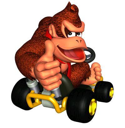 Donkey Kong Mario Kart 64 Mario Kart 64 Mario Kart Donkey Kong