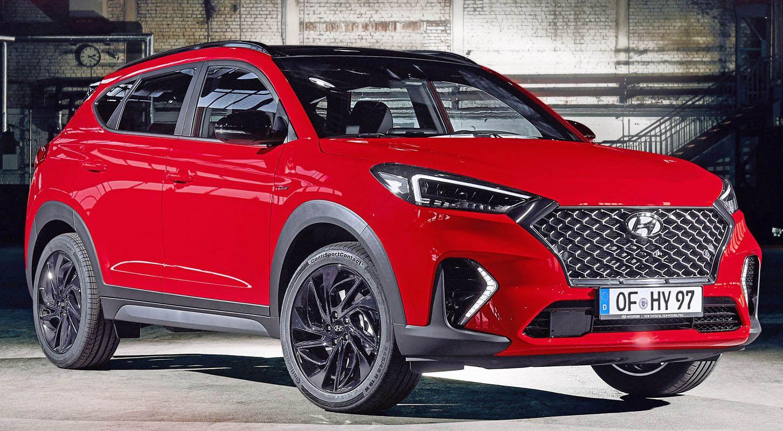 هيونداي توسان أن لاين 2020 الجديدة كليا كروس أوفر جميلة بنفس رياضي موقع ويلز Large Suv Hyundai Car