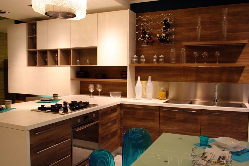 Cucina Lube Mod.Noemi | Showroom Mb Arredamenti | Cucine ...