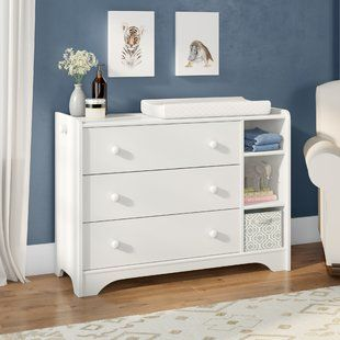 Would Like To Garza 3 Drawer Accent Chest By Harriet Bee