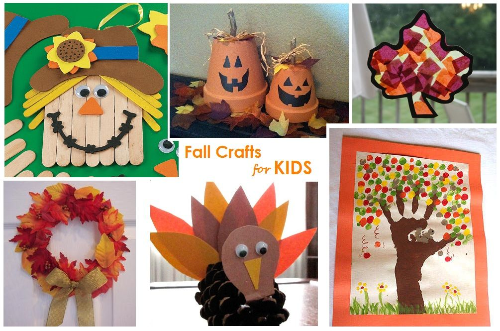 autumn craft ideas kids