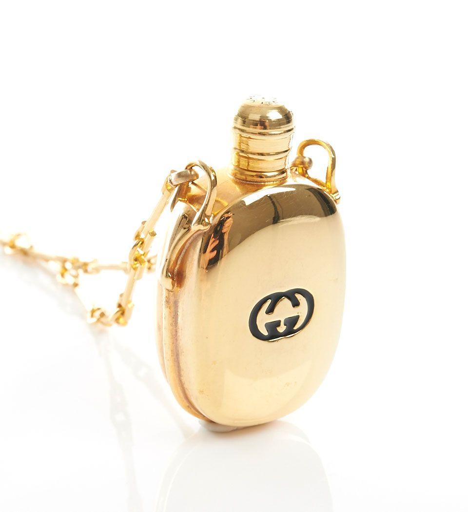 fe0aee82a7127 vintage perfume bottles | vintage-gucci-perfume-bottle-necklace ...