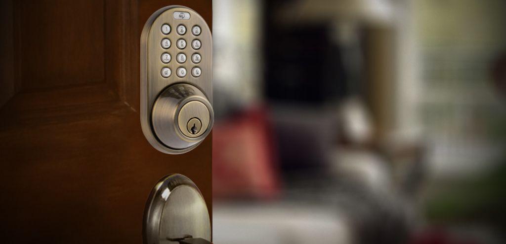 Milocks Keyless Entry Door Locks With Digital Electronic Touchpad