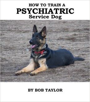 How To Train A Psychiatric Service Dog Kindle Edition By Bob