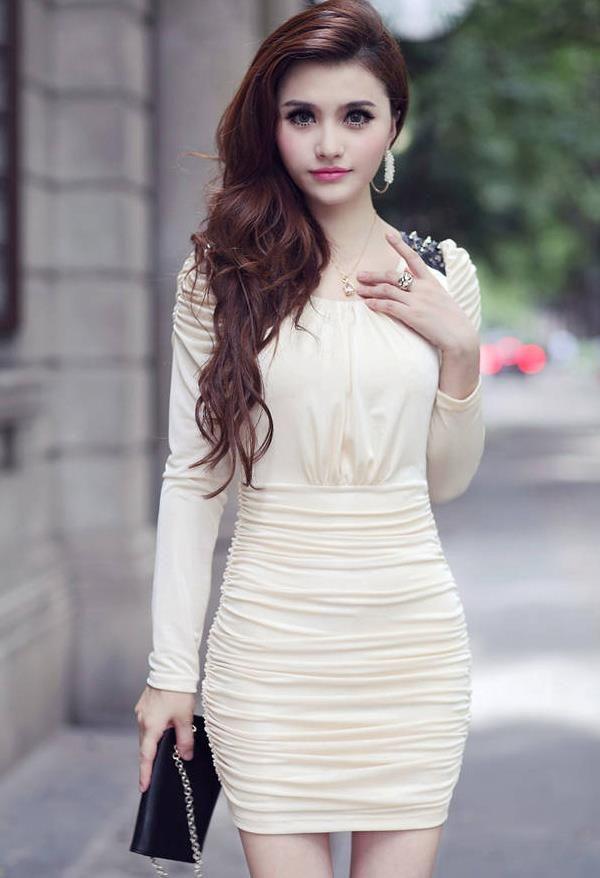 Los vestidos casuales mas lindos
