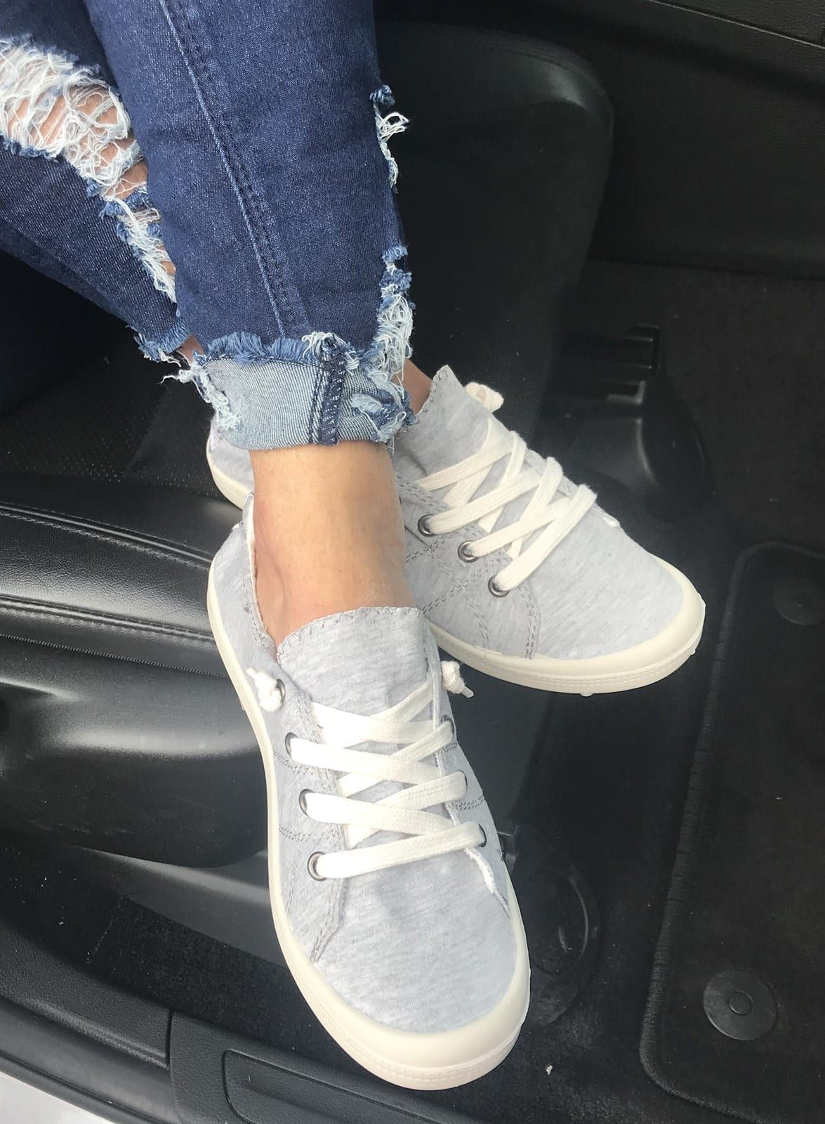 Luxe Tennis Shoes | Stylish tennis