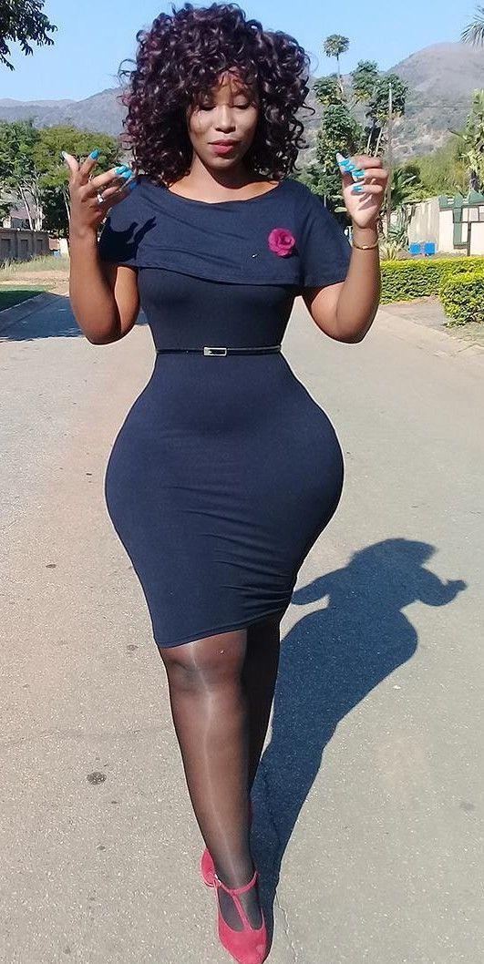sexy azz black woman