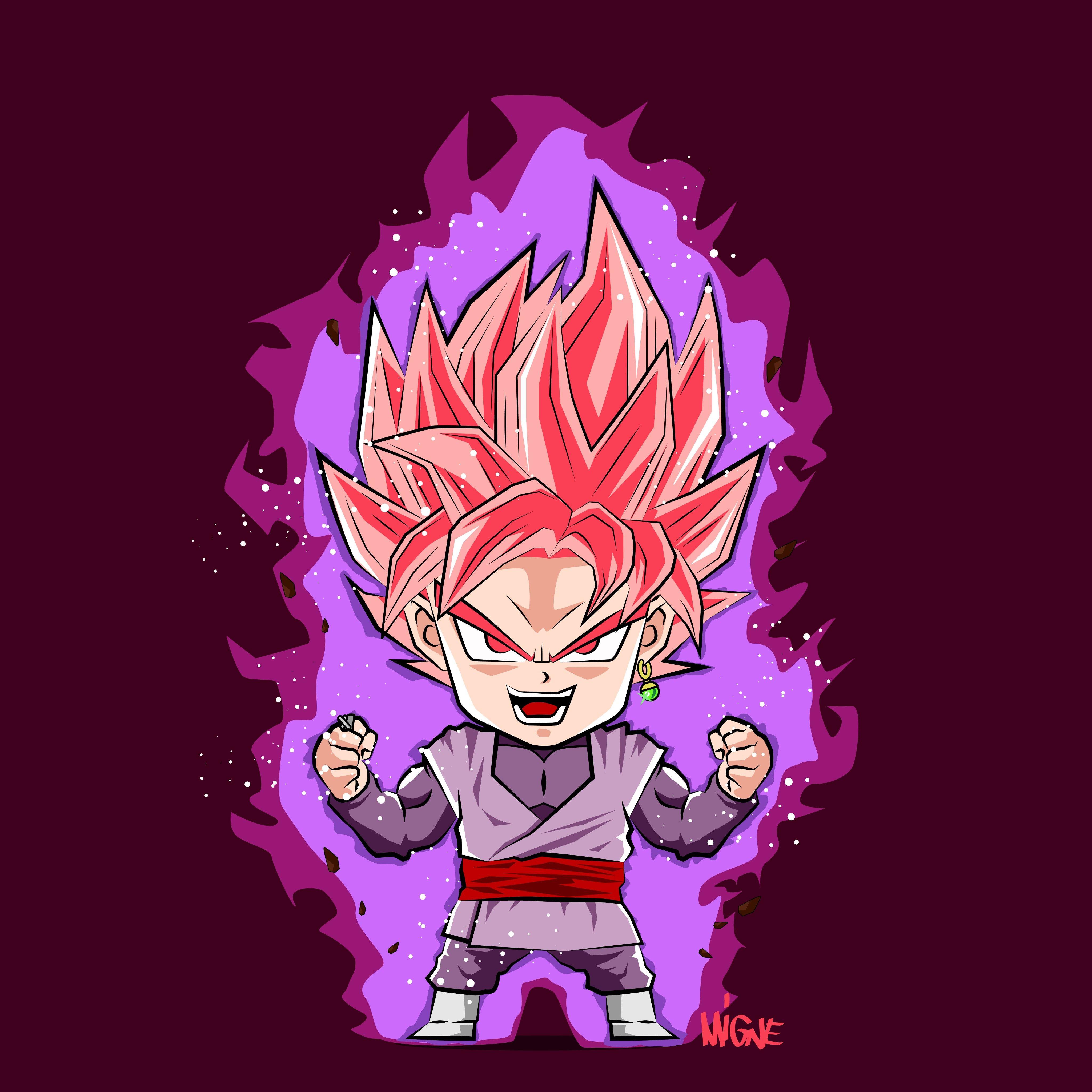 Goku Black | Dragon Ball | Pinterest | Dragon ball, Dragones y ...