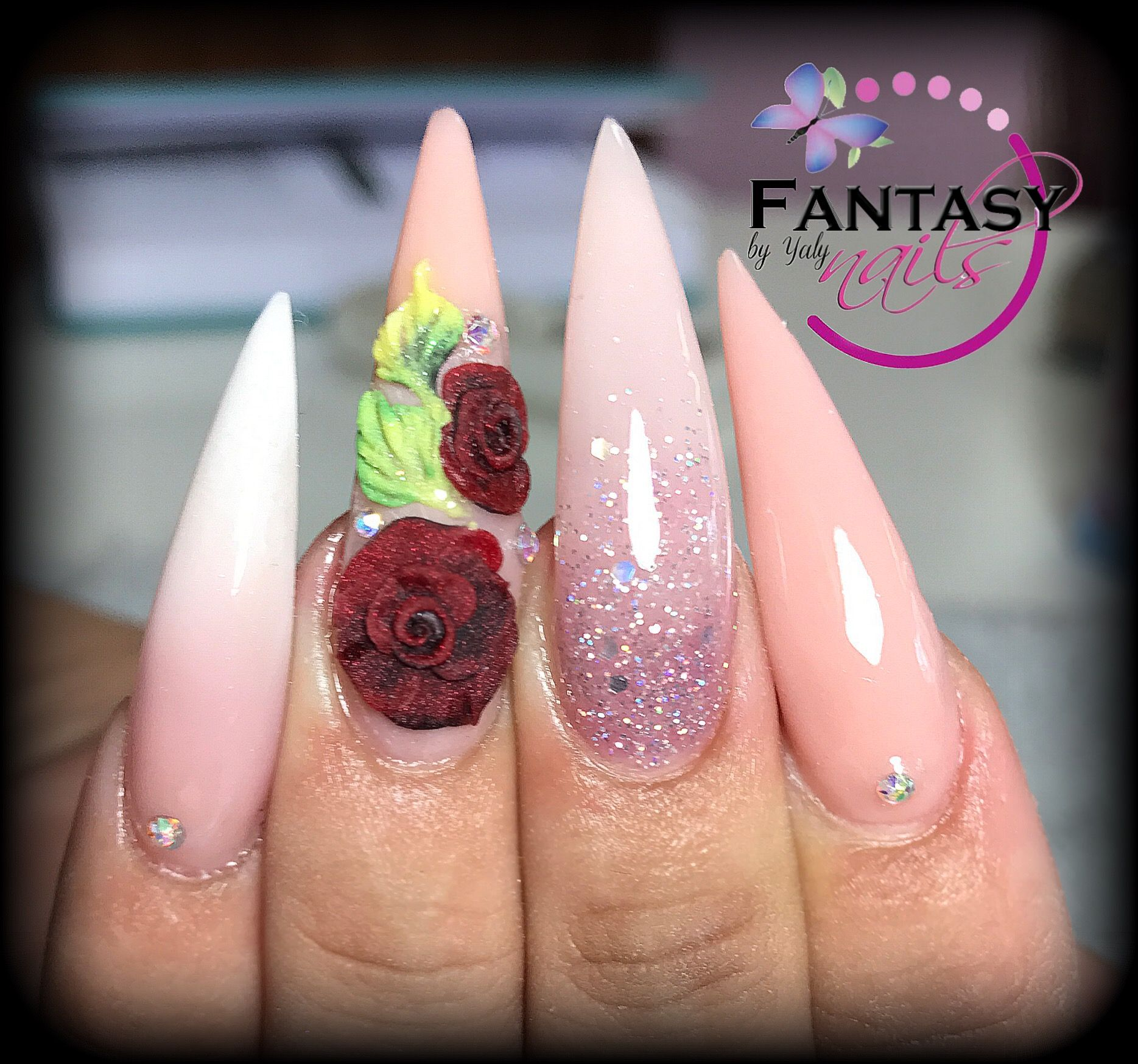 Pin by Fantasy Nails & Supply on FANTASY NAILS   Pinterest   3d ...