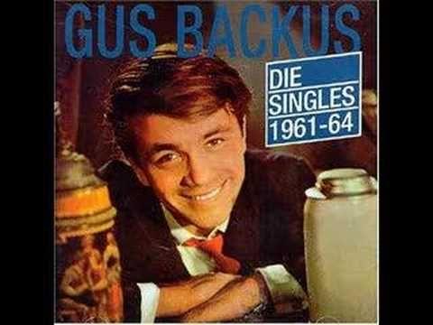 Gus Backus - Mein Schimmel wartet im Himmel (+playlist)