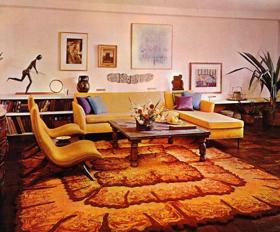 70's Decor...I Love The '70s And How People Decorated