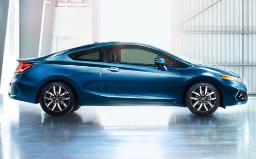 2015 Honda Civic Review Specs Photos 2015 Honda Civic Civic Coupe Honda Civic Coupe