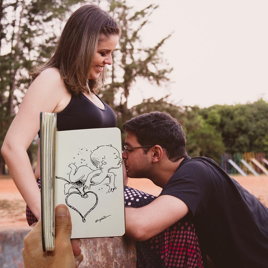SketchBlog — Esse foi um presente mais do que especial para os...