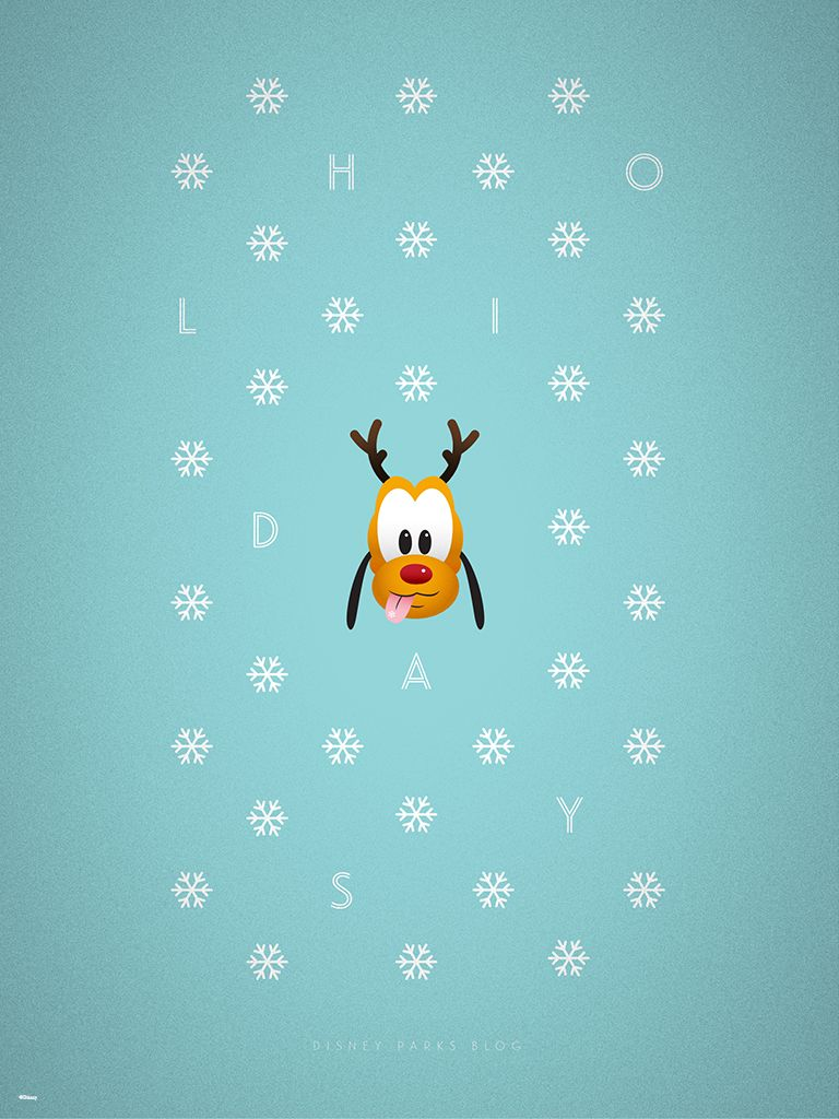 Download Our 2015 Disney Parks Holiday Wallpaper Holiday