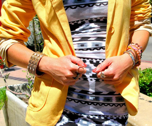 Business Casual featuring Han Cholo jewelry #hancholo #fashion #inspiration #rings