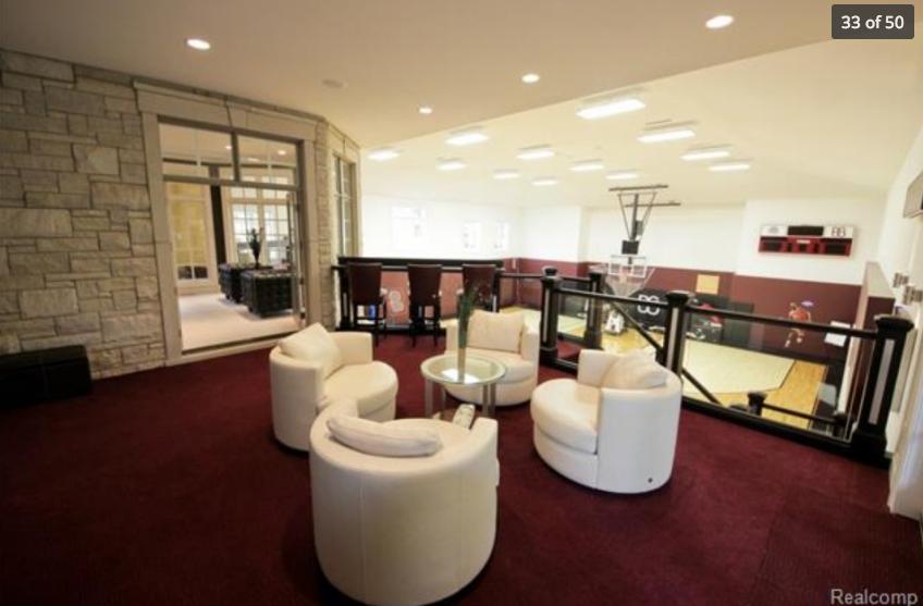 Indoor Basketball Court With Loft Area Indoor Basketball Court Indoor Basketball Basketball Court