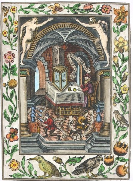 Alchemical and hermetic emblems 81-120