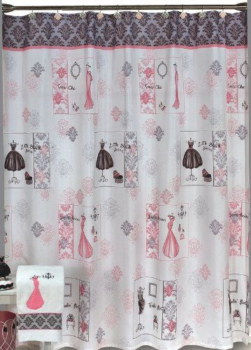 Diva Shower Curtain Saturday Knight Https Www Amazon Com Dp B008nob2b6 Ref Cm Sw R Pi Dp U X 41dfbb93q7rzj Fabric Shower Curtains Curtains Shower Curtain