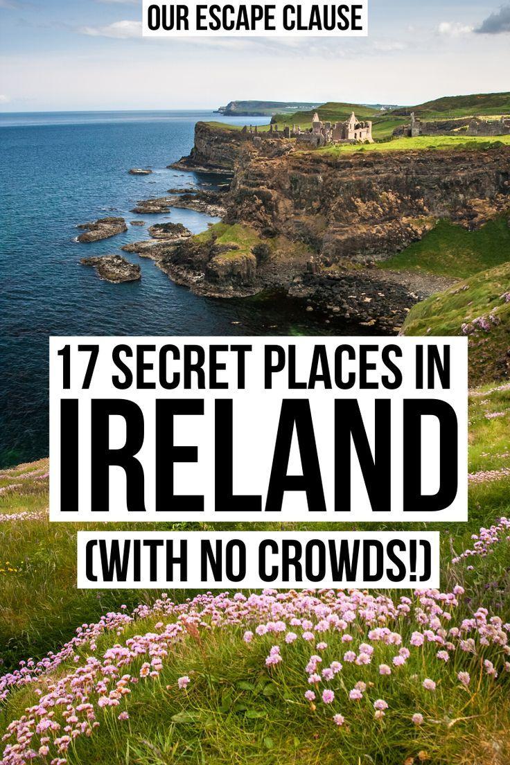 Ireland Off the Beaten Path: 17 Secret Spots + Hidden Gems