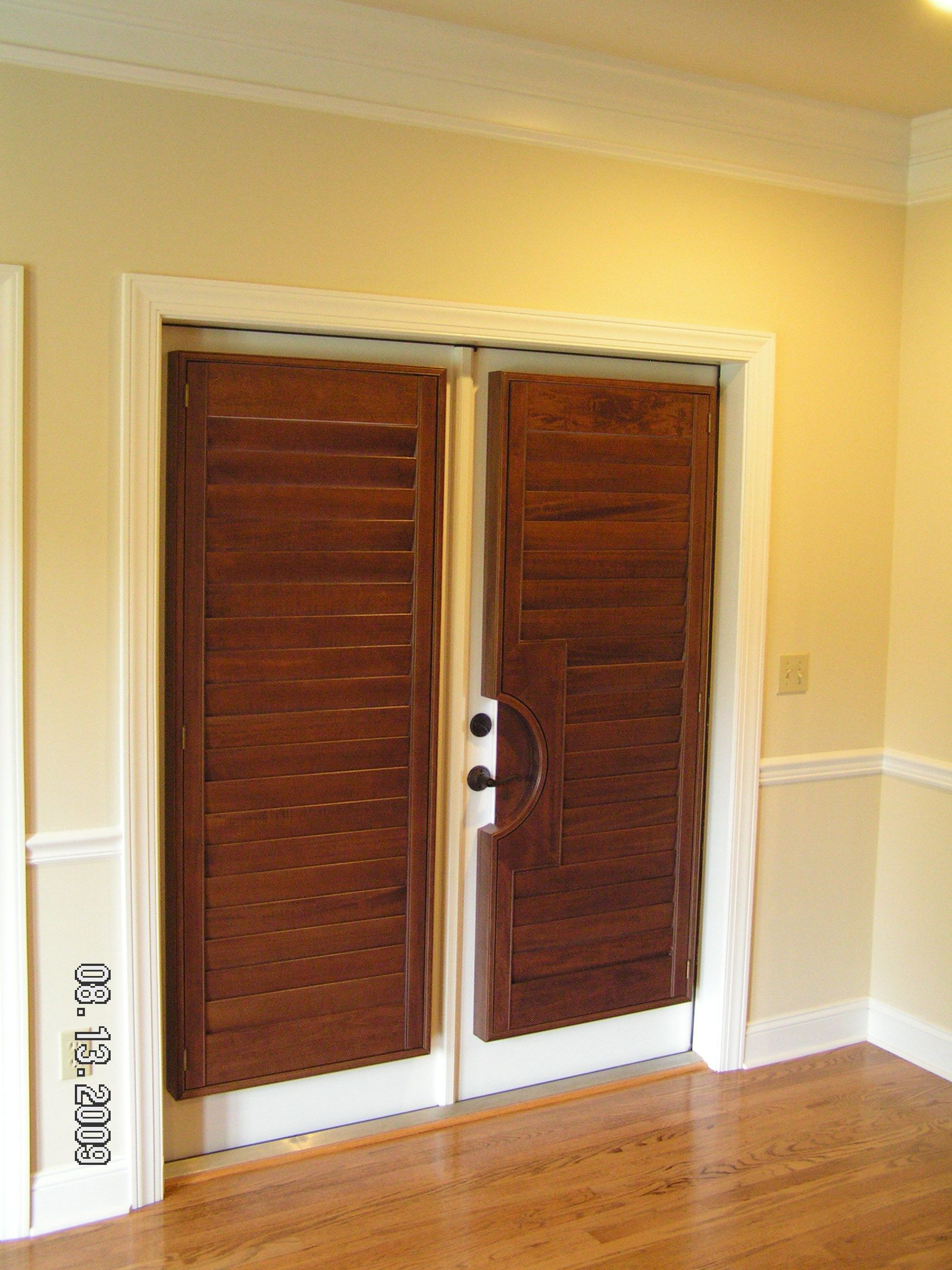 And we can do them on french doors! Window styles, Tall