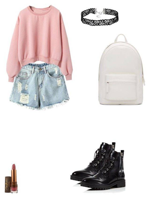 """""""PINK."""" by cheaplist ❤ liked on Polyvore featuring beauty, Kendall + Kylie, SheaMoisture, PB 0110, Chicnova Fashion and by"""