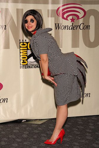 Other Mother From Coraline This Will Be My Halloween Costume Next Year Mothers Costume Coraline Costume Cosplay