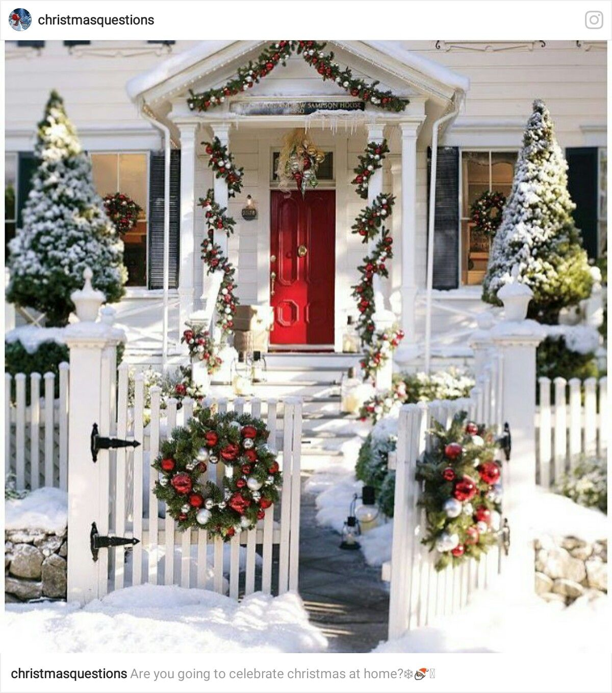 Explore Outdoor Xmas Decorations And More!