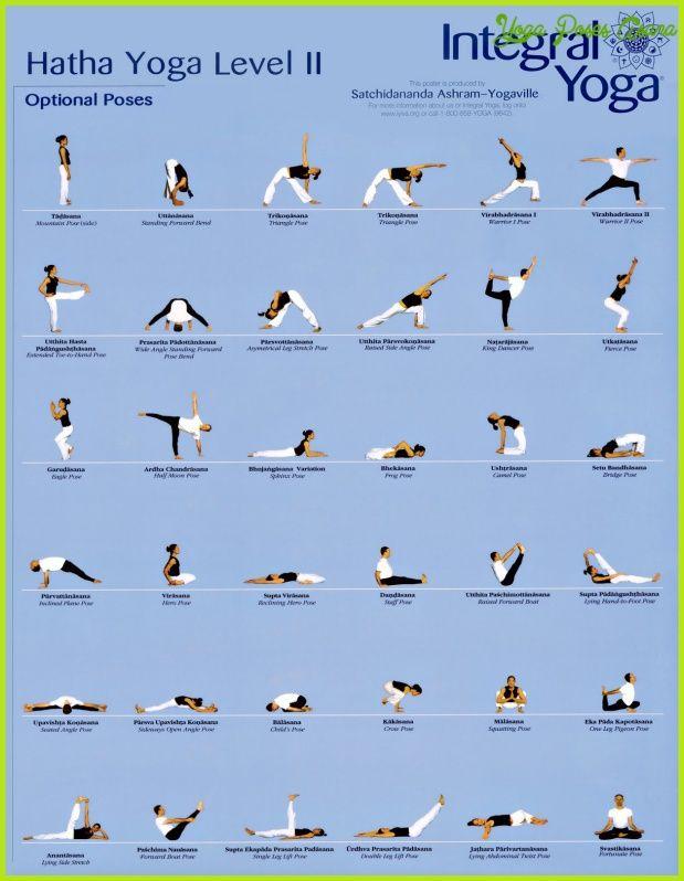 Easy Hatha Yoga Poses 22