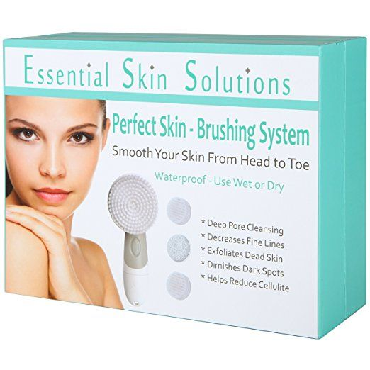 Best facial dermabrasion brush