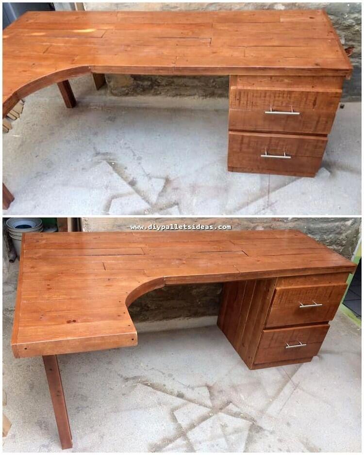 Furniture Made From Skids   Stringer Pallet   Diy Wood ...