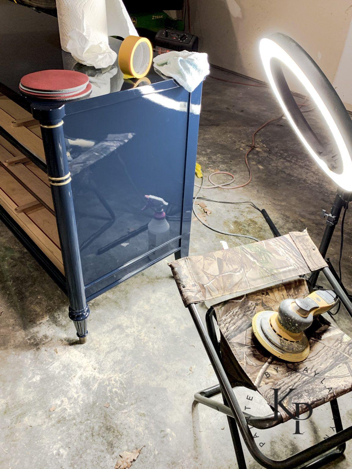 Automotive Paint On Furniture   Painted furniture, Fine ...