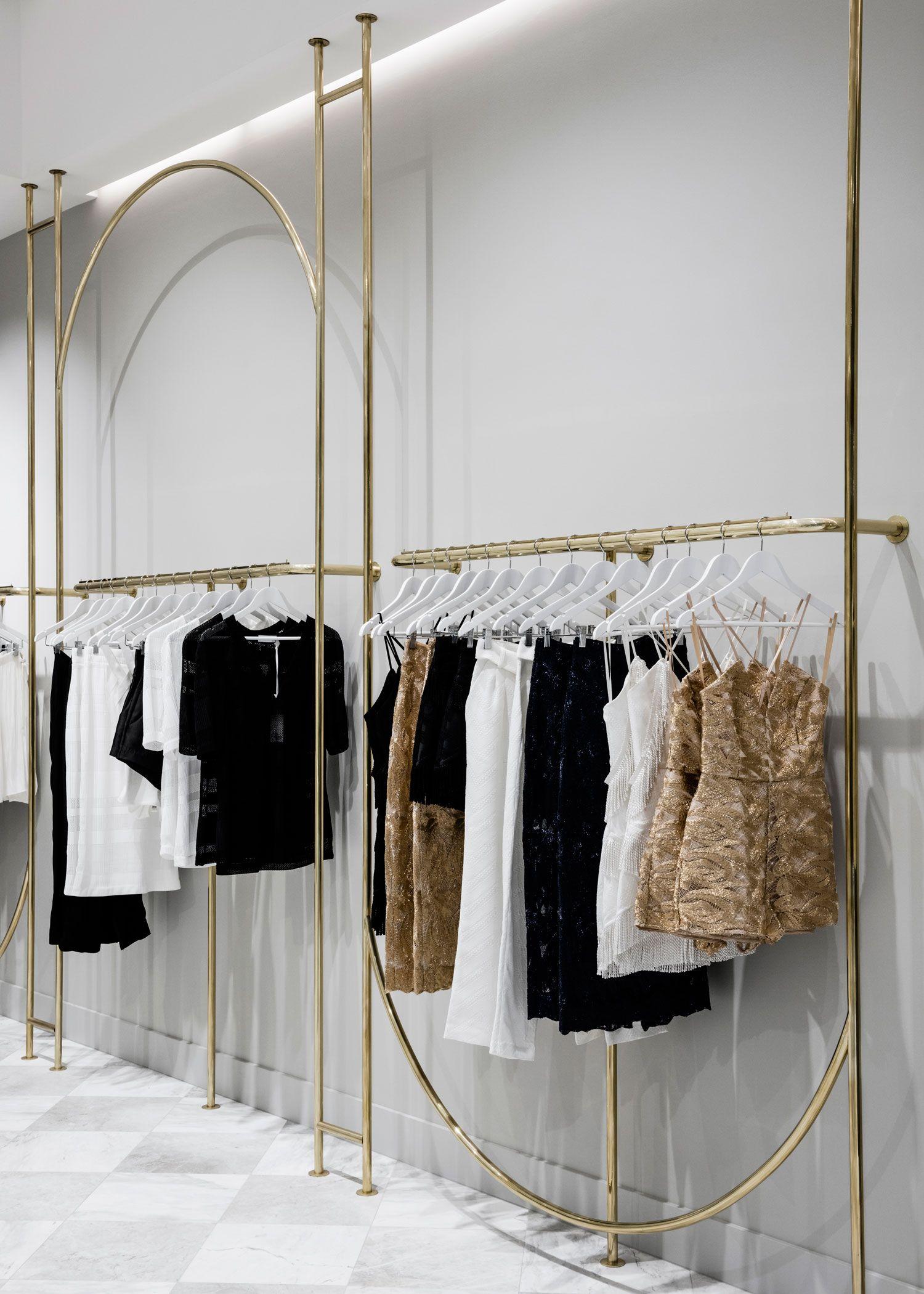 Alice McCALL Emporium Melbourne Store by Studio Wonder