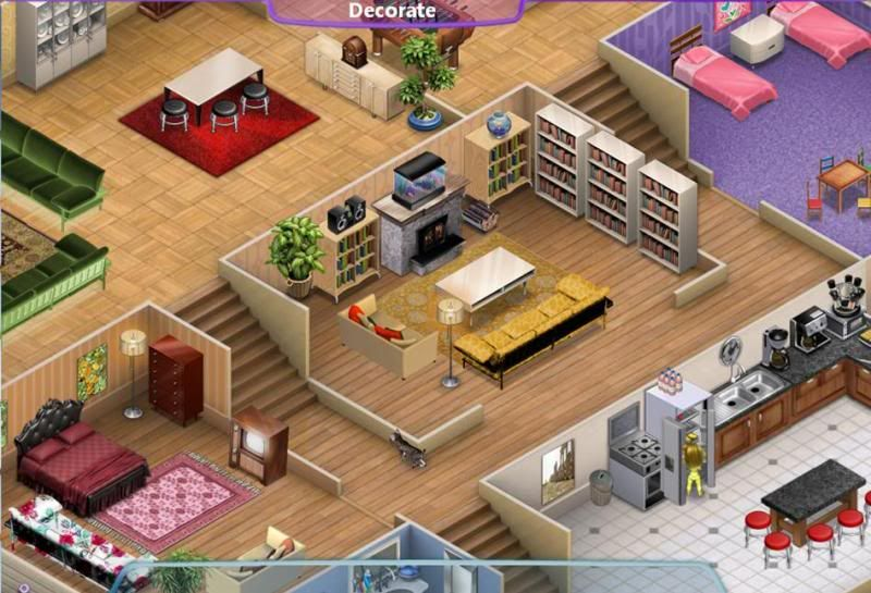 Virtual Families 2 House Upgrades Google Search Virtual Families Home Design Images House Design