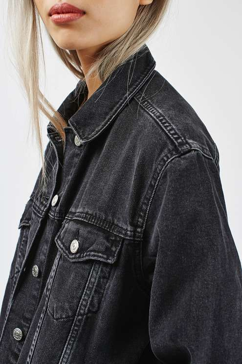 amp; Raw Coats Jacket Hem Denim mia Jackets MOTO Clothing 2018 in fX1Z6wwq